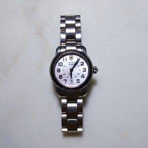 Victorinox Women's Pearl Dial Watch